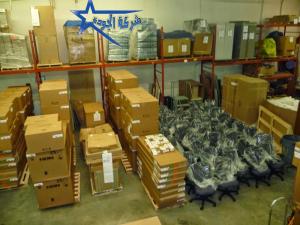تخزين اثاث بالرياض - شركة الجودة 0552628664